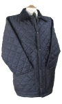 Beaver of Bolton Mens Diamond Quilted Jacket