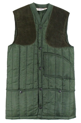 Beaver Of Bolton Quilted Shooting Waistcoat Clearance Offers