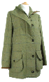 Beaver of Bolton UM 0056 Ladies Funnel Neck Shoot Coat