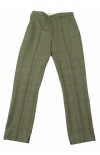 Beaver of Bolton Mens Tweed Trousers