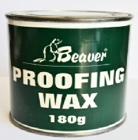 Beaver of Bolton Wax Re-proofing Tin