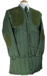 Beaver of Bolton Quilted Shooting Jackets