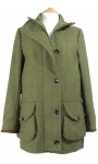 Beaver of Bolton Ladies Funnel Neck Shooting Jacket