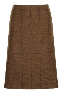 Beaver Ladies Pencil Skirt