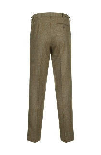 Beaver of Bolton Mens Slim Leg Trouser Rear