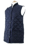 Beaver Of Bolton Ladies Diamond Quilted Waistcoat