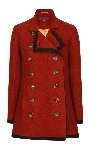 Beaver Of Bolton Ladies Tweed Pirate Jacket
