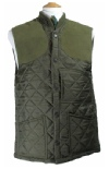 Beaver Of Bolton Diamond Quilted Shoot Vest
