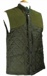 Beaver of Bolton Quilted Shoot Vests