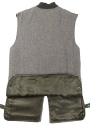 Beaver of Bolton Zip Front Shoot Vest Rear