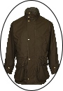 Beaver of Bolton Mens Microfibre Lightweight Shoot Coat