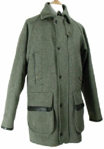 Beaver Crossdale Tweed Shoot Coat