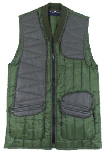 Beaver of Bolton Mens Multi Pocket Game/Skeet Vest