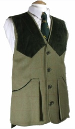 Beaver of Bolton Classic Shoot Vest