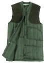 Beaver of Bolton Mens Vertical Quilted Skeet Vest
