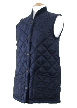 Beaver Ladies Diamond Quilted Gilet