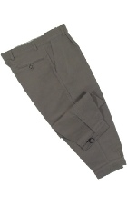 Beaver Moleskin Breeks In Light Olive Green