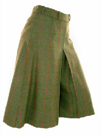 Beaver Ladies Tweed Culottes