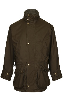Beaver of Bolton Mens Lightweight Microfibre Shoot Coat - Front