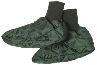Beaver of Bolton Diamond Quilted Welly Socks