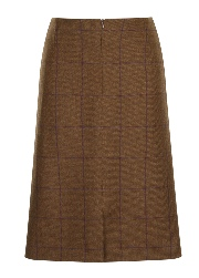 Beaver of Bolton Ladies Pencil Skirt Rear