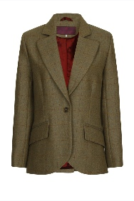 Beaver of Bolton Ladies Single Breasted Tailored Jacket