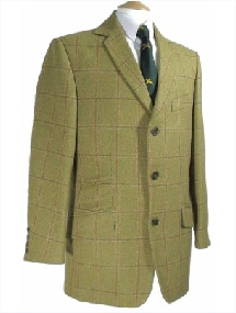 Beaver of Bolton Single Breasted Tweed Sports Jacket